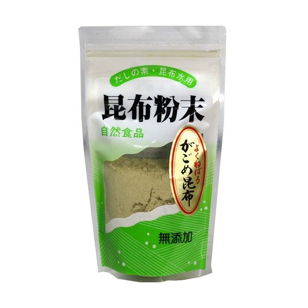 粉がごめ昆布(パウダー)(100g) がごめ昆布 粉末 無添加 北海道|sakenosakana|02