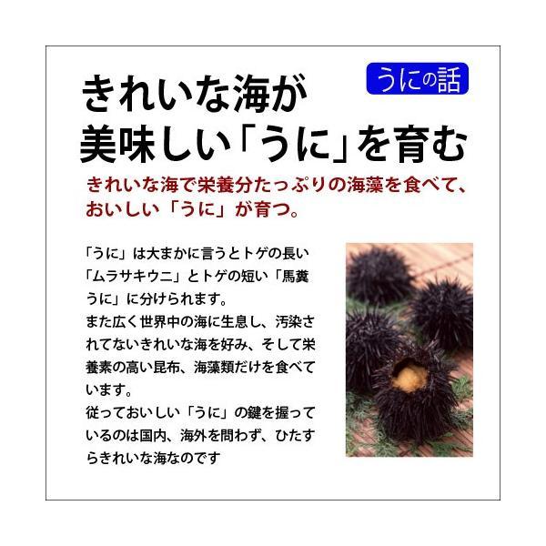 刺身用生冷うに400g(100gx4)|sakenosakana|03