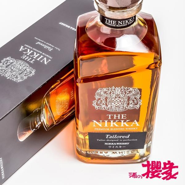 ザ・ニッカ 簡易カートン付 43° 700ml  ニッカ ウイスキー sakenosakuraya 03