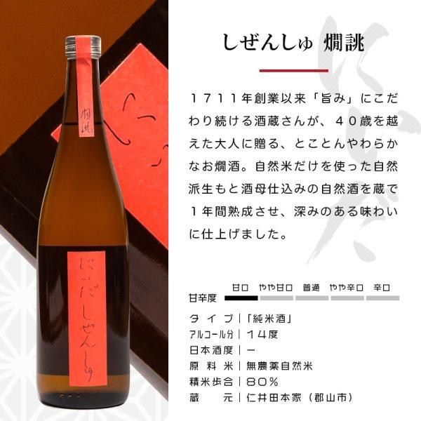 日本酒 飲み比べ ギフト にいだしぜんしゅ 3種セット 720ml ×3本 仁井田本家 福島 ふくしまプライド。体感キャンペーン(お酒/飲料) sakenosakuraya 02