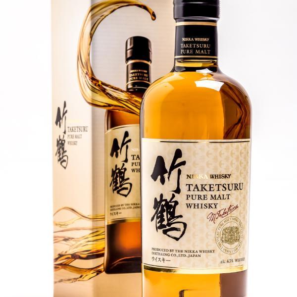 竹鶴 ピュアモルト 簡易カートン付き 43° 700ml ニッカ ウイスキー|sakenosakuraya|02