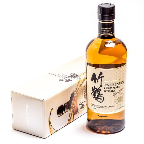 竹鶴 ピュアモルト 簡易カートン付き 43° 700ml ニッカ ウイスキー|sakenosakuraya|04