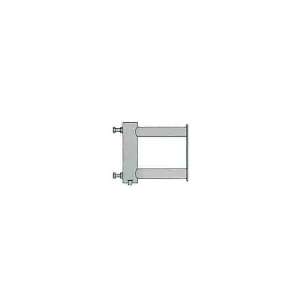 マスプロ電工 サイドベース(壁面取付用) SB13SN