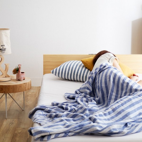 すのこベッド セミダブル ライフ スノコ ベッドフレーム SD 宮棚付き コンセント ベッド すのこ 通気性 脚付き 天然木 おしゃれ SJ Web限定 HS|sakoda|04