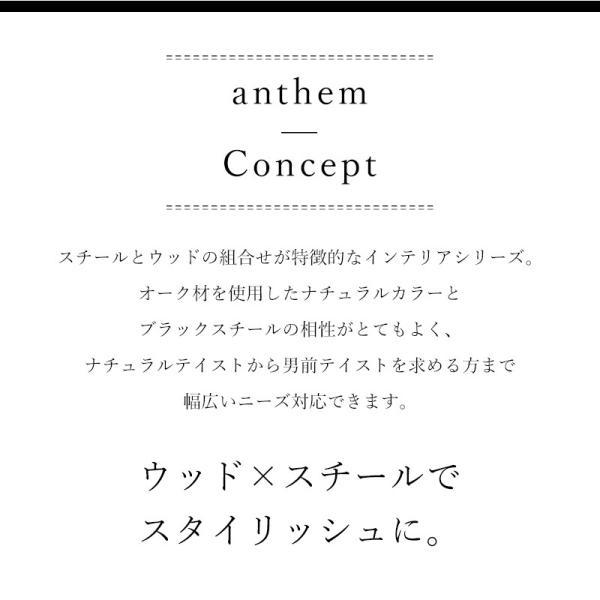アンセム スリムラック anthem Slim Rack4段 ANR-2396BR MT Web限定 IC|sakoda|02