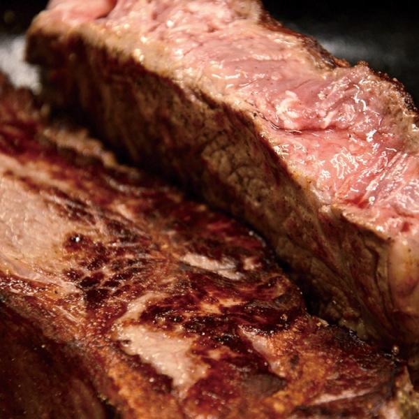 あすつく 熟成肉 サーロインステーキ1ポンド 失敗しない上手に焼けるぶ厚いステーキ |saku2|02