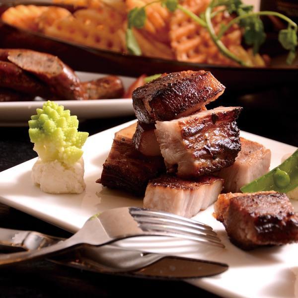 ベーコン 燻製 国産豚肉 ブロック300g 全て手作り、肉本来の旨みを凝縮。熟成厚切り自家製スモークベーコン|saku2|04