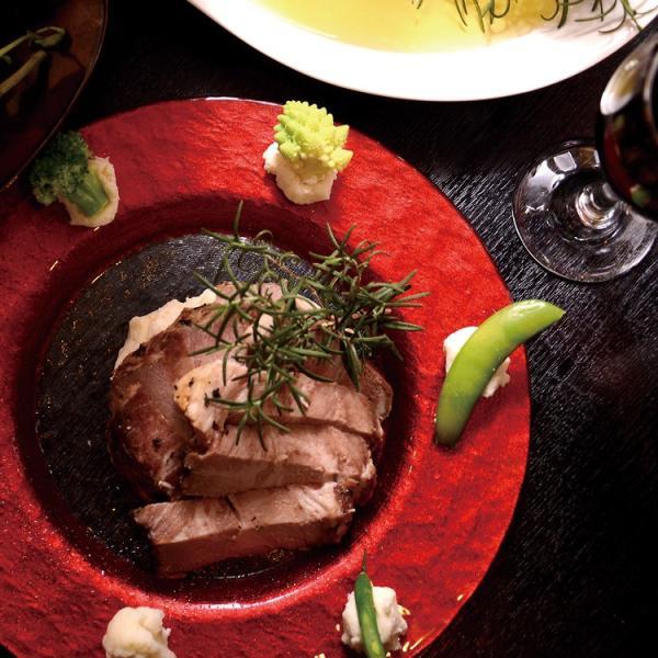 あすつく対応 国産豚肩ロース コンフィ 洋食 ものすごくしっとり!ジューシー!高級フランス料理店の味をご家庭で。|saku2|03