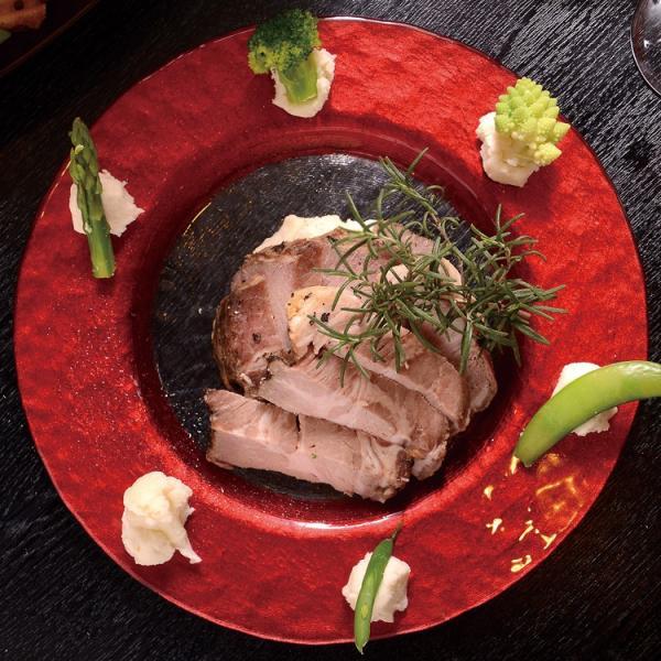 あすつく対応 国産豚肩ロース コンフィ 洋食 ものすごくしっとり!ジューシー!高級フランス料理店の味をご家庭で。|saku2|05
