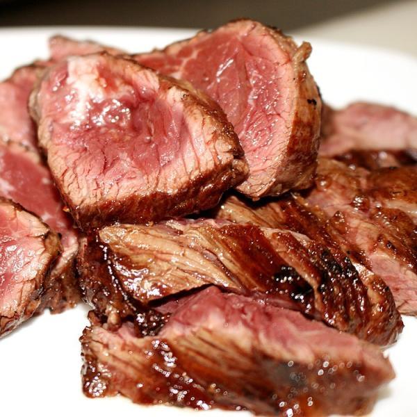 牛肉 ステーキ 焼肉 ハラミ ハンギングテンダー400g あすつく|saku2|02
