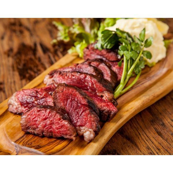 ステーキ 牛肉  人気の赤身肉 3種類がセットでお得 贈り物やお祝いに|saku2|05