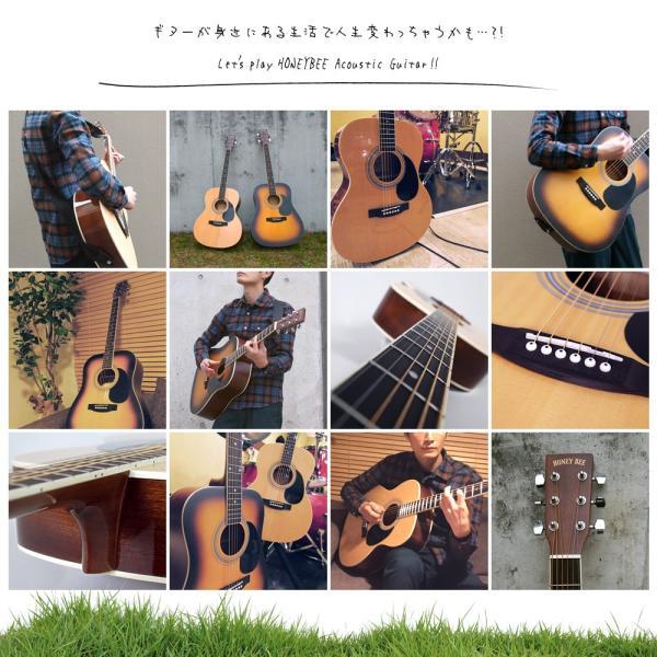 アコースティックギター初心者セット 16点入門セット W-15/F-15(大型)|sakuragakki|07