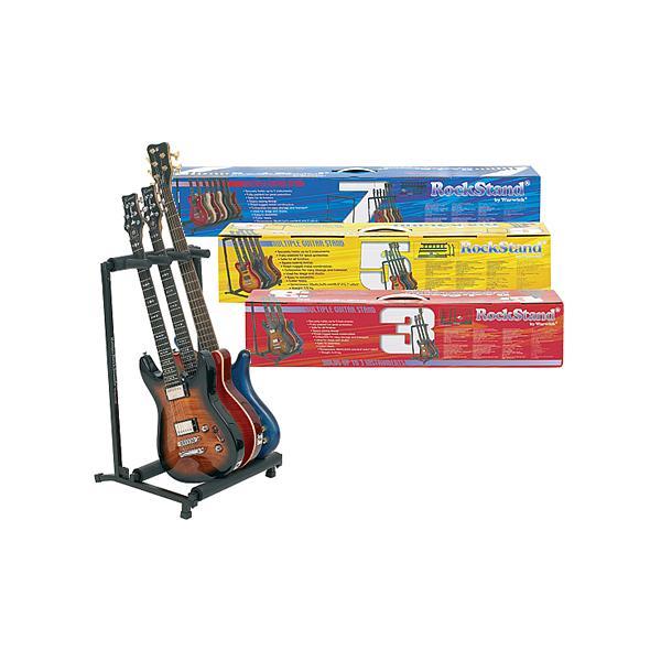 RockStand by warwick ギター/ベース用スタンド MULTIPLE Flat Pack STANDS 5本用 [#20881]|sakuragakki
