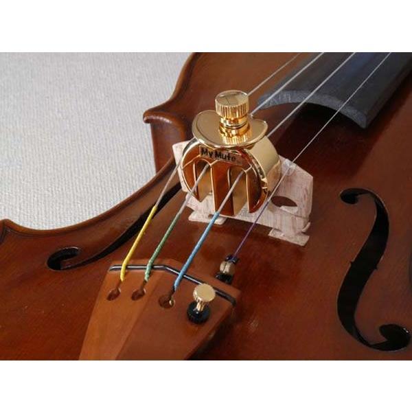 バイオリン用ミュート My Mute MM-V sakuragakki