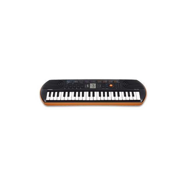 CASIOミニキーボード44鍵盤SA-76 カシオ楽器子供子供用ピアノ電子ピアノキッズプレゼントに最適