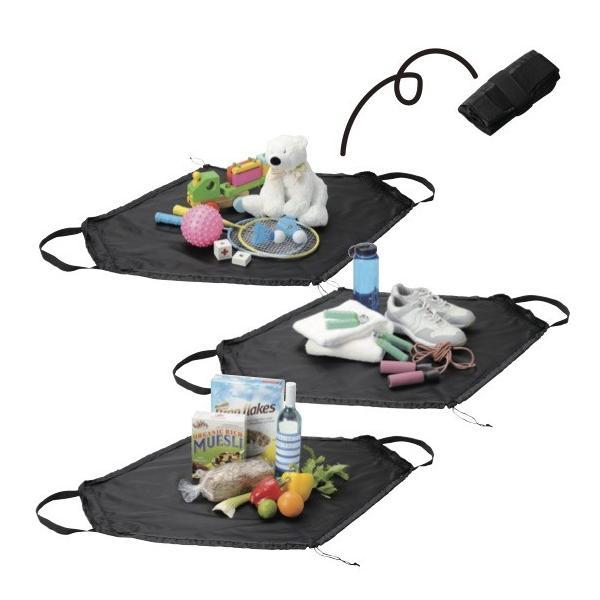 絞ってまとめるらくらくバッグ  景品 粗品 買い物バッグ エコバッグ 折り畳みバッグ 収納バッグ sakuranboya 02