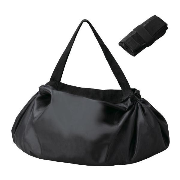 絞ってまとめるらくらくバッグ  景品 粗品 買い物バッグ エコバッグ 折り畳みバッグ 収納バッグ sakuranboya 03