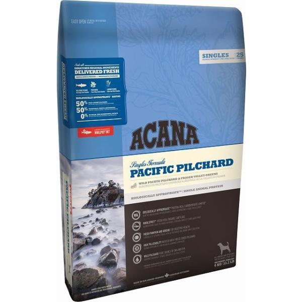 アカナパシフィックピルチャード2kg ドッグフード  正規品