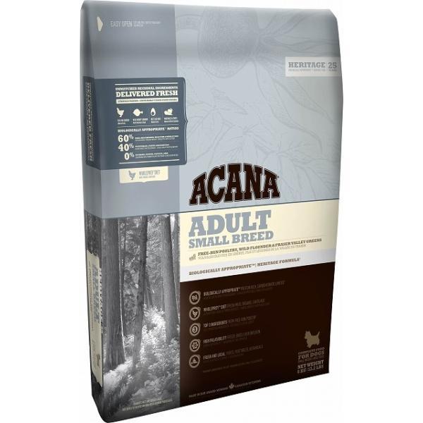アウトレット袋ヤブレ有 アカナアダルトスモールブリード6kg ドッグフード  正規品
