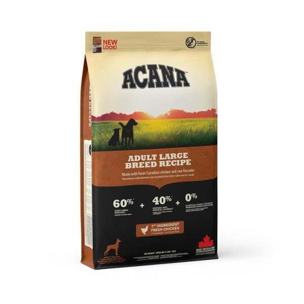 アカナアダルトラージブリード(大型犬用)11.4kg ドッグフード  正規品