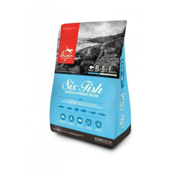 アウトレット賞味期限2021年8月1日 オリジン6フィッシュドッグ2kg ドッグフード  正規品