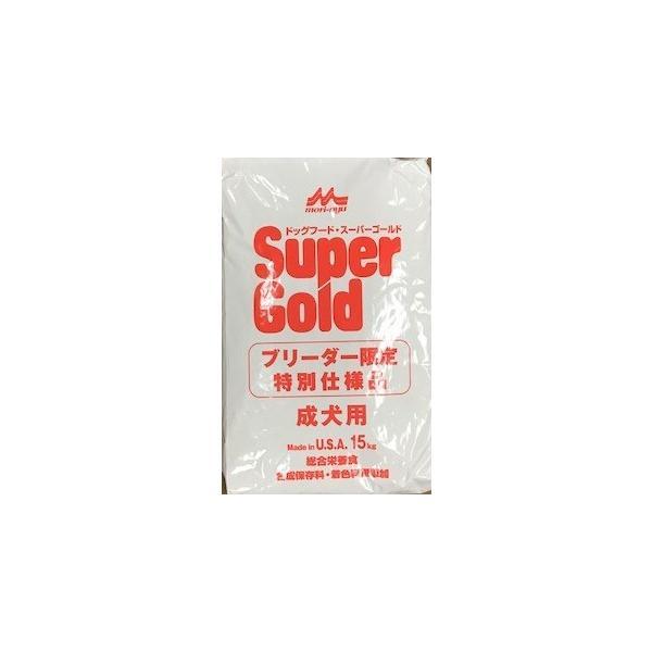 スーパーゴールドチキンプラス成犬用15kg