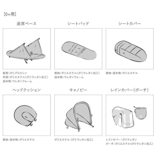 ベビーゼン ベビーカー ヨーヨープラス ゼロプラス シックスプラス YOYO+ 0+6+ ティーレックス コンパクト 機内持ち込み|sakurausagi|13