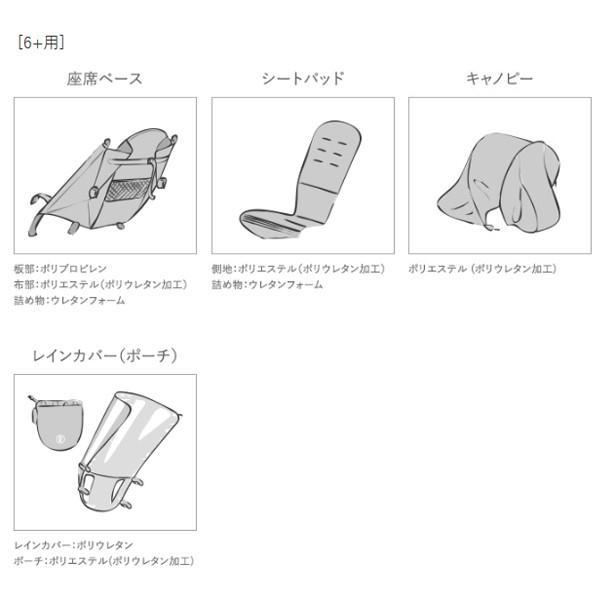 ベビーゼン ベビーカー ヨーヨープラス ゼロプラス シックスプラス YOYO+ 0+6+ ティーレックス コンパクト 機内持ち込み|sakurausagi|14