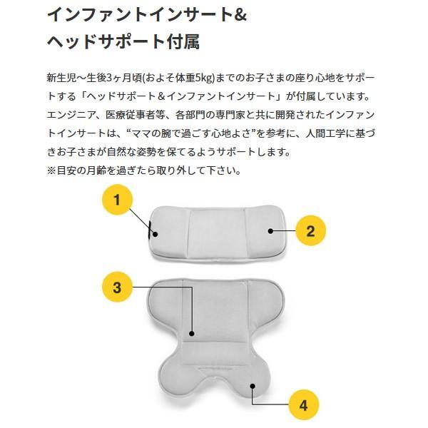 ベビーカー バギー 新生児 A型 ドゥーナ チャイルドシート ストローラー 一台二役 インファントカーシート 送料無料|sakurausagi|10