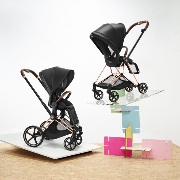 ベビーカー A型 新生児 バギー サイベックス ミオス コンパクト ローズゴールドフレーム cybex mios NEW 送料無料|sakurausagi|13