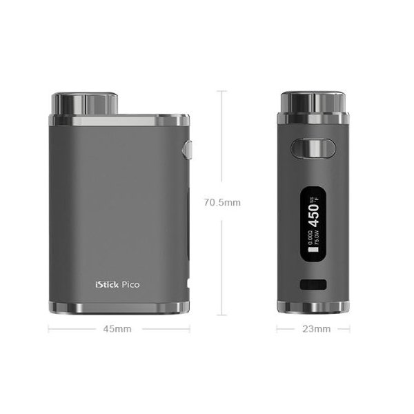 Eleaf iStick Pico TC75W BOX MOD|sakuravapor|04