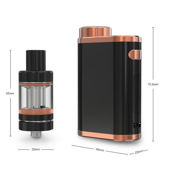 Eleaf iStick Pico Kit Melo3 Mini メロ3アトマイザー ブロンズシリーズ|sakuravapor|03