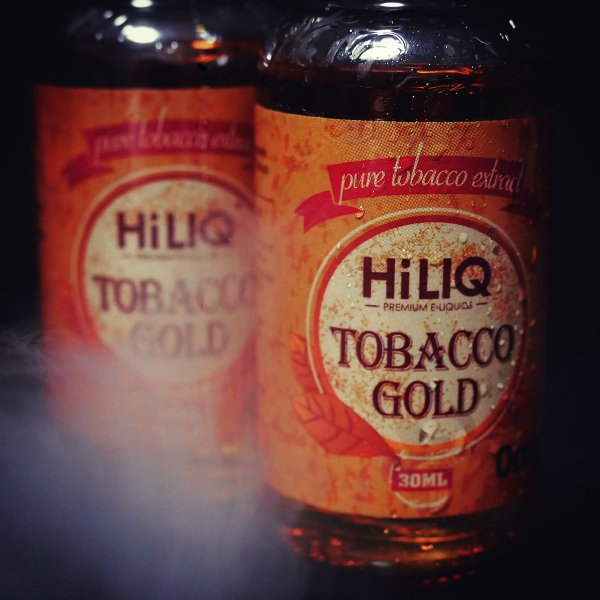 HiLIQ プレミアムリキッド TobaccoGold タバコゴールド 30ml|sakuravapor|02
