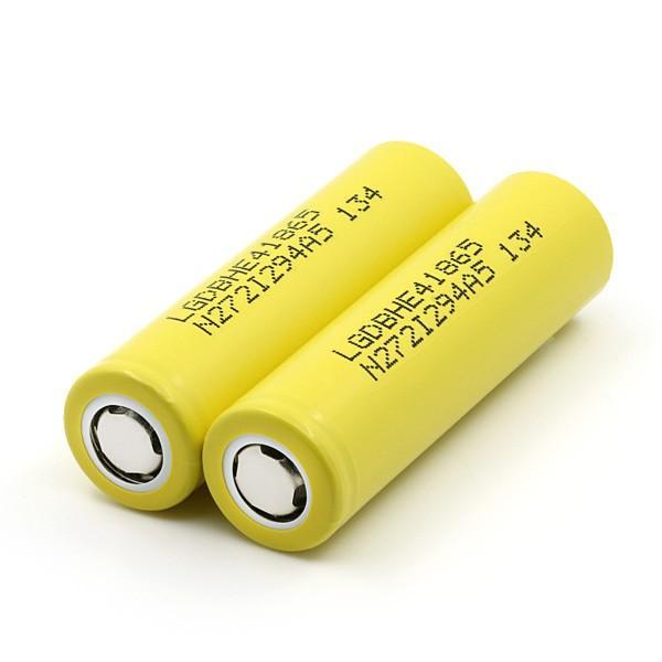LG INR 18650 HE4 リチウムイオンバッテリー|sakuravapor|02