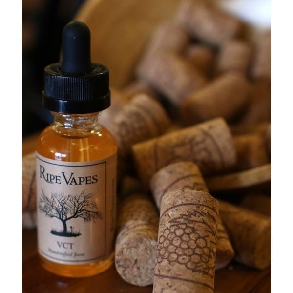 Ripe Vapes VCT(Vanilla Custard Tobbaco) 30ml|sakuravapor