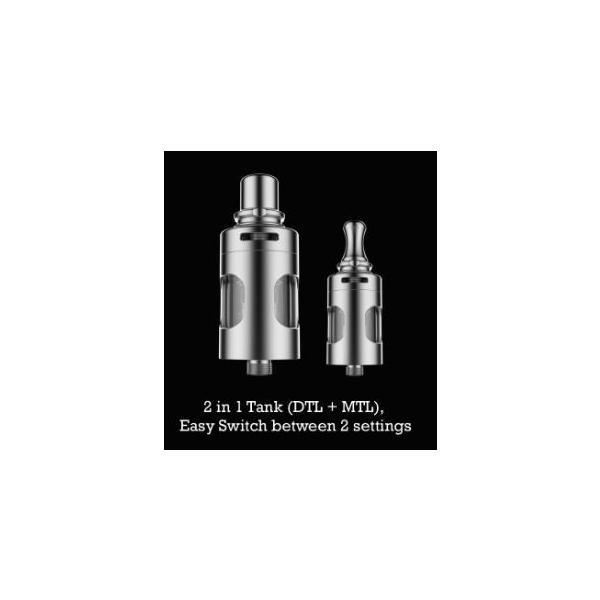 Vaporesso Target Mini Starter Kit 超小型スターターキット MTL対応アトマイザー付属|sakuravapor|04