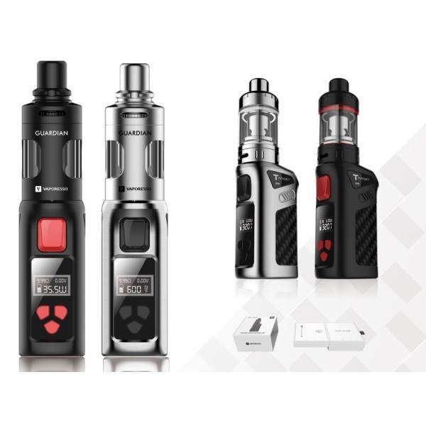 Vaporesso Target Mini Starter Kit 超小型スターターキット MTL対応アトマイザー付属|sakuravapor|06