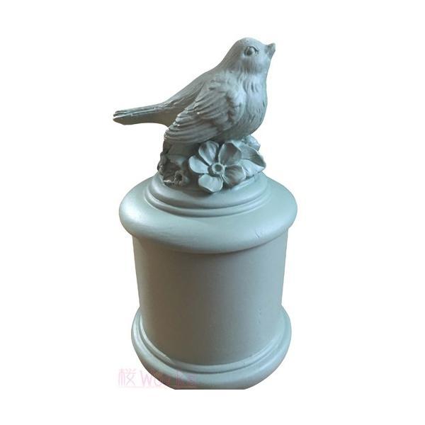 アクセサリーケース 小物入れ レトロ 小鳥 おしゃれ 雑貨|sakuraworks|06
