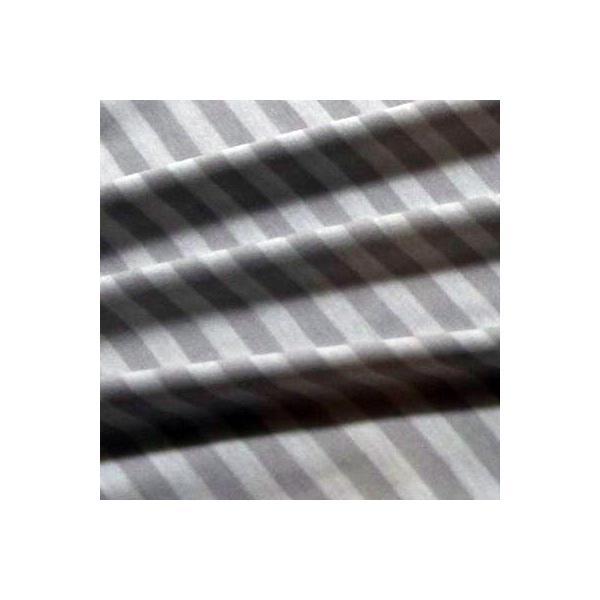 Tシャツ半襦袢 半襦袢 シマシマ ふぁんじゅ  素早く美しい衿元 本体綿100% M L LL 女性用 紺×白、グレー×白 日本製 ゆうパケット対応|sakusaku-plus|06