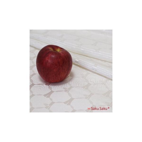 大人可愛いリンゴ替え袖・丸洗いOK・袖丈1尺3寸・|sakusaku-plus|02