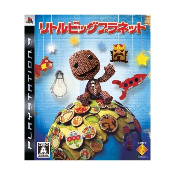 リトルビッグプラネット - PS3 sakusaku3939
