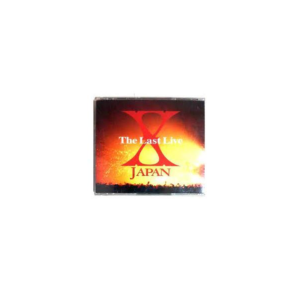 The Last Live〜最後の夜〜 XJAPAN スリーブケース ブックレット付き|sakusaku3939