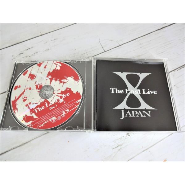 The Last Live〜最後の夜〜 XJAPAN スリーブケース ブックレット付き|sakusaku3939|02