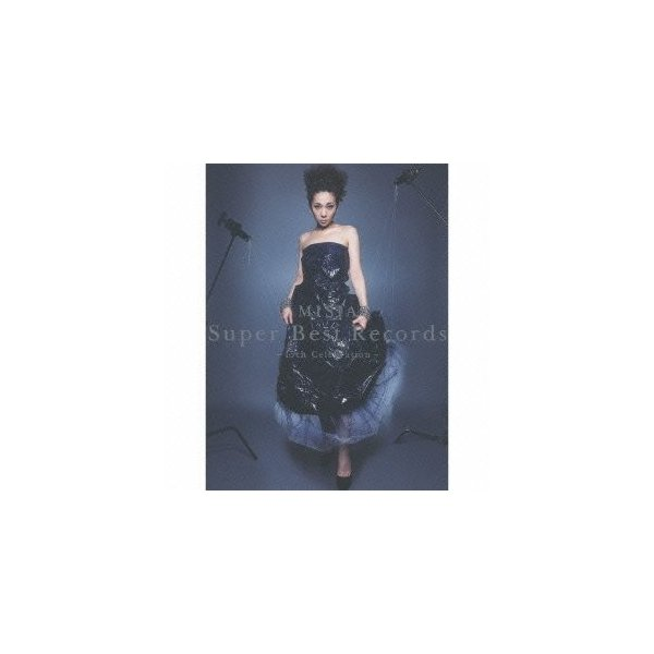 MISIA  Super Best Records-15th Celebration-(初回生産限定盤)(DVD付)CD+DVD, Limited Edition|sakusaku3939|01