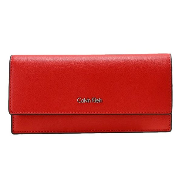 5293b41be595 カルバンクライン 長財布 二つ折り ブランド レディース メンズ 新品 カード大容量 財布 使いやすい ...