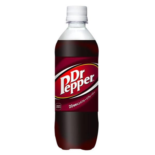 1ケース コカ・コーラ ドクターペッパー PET 500mL 飲料 飲み物 ソフトドリンク ペットボトル 24本×1ケース 買い回り 買い周り 買いまわり ポイント消化|salada-bowl