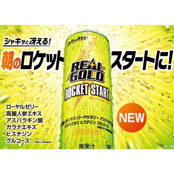 1ケース コカコーラ リアルゴールド ロケットスタート 缶 250mL 飲料 飲み物 ソフトドリンク 30本×1ケース salada-bowl 05