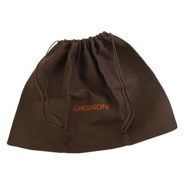 ゲラルディーニ GHERARDINI SOFTY トートバッグ ショルダーバッグ ブラック NERO GH0250F 09