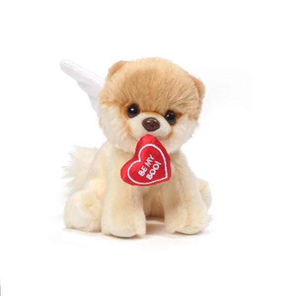 ガンド GUND Boo キューピッド 4060012 ハート 天使 犬 いぬ ぬいぐるみ アニマル 動物 人形 子供 キッズ ベビー ギフト 新品