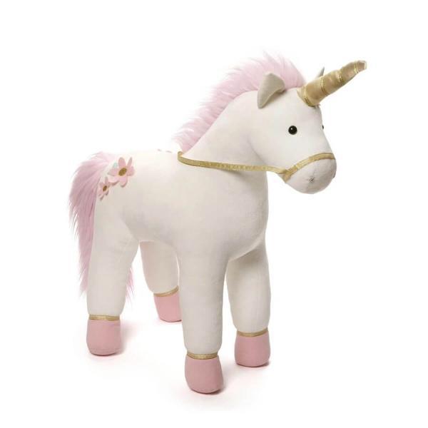 ガンド GUND リリー ローズ ピンク ユニコーン 6049532 ぬいぐるみ パステルカラー 人形 子ども プレゼント ギフト 3才から 誕生日